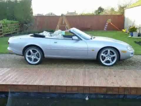 2002 Jaguar XKR 4.0 Auto Supercharged Convertible For Sale SDSC Specialist  Cars
