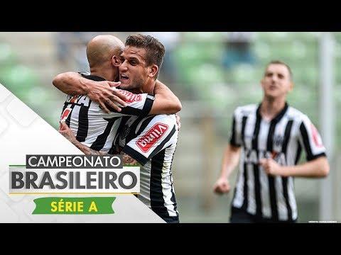 Melhores Momentos - Atlético-MG 2x0 Flamengo - Série A (13/08/17)