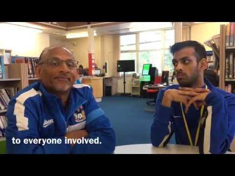 Volunteers Week 2019 - Prash and V's story