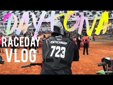 Daytona supercross vlog 2019