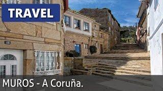 Muros, A Coruña.