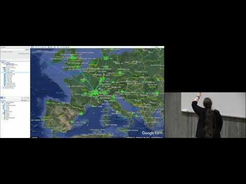Image from Python and LHC Computing