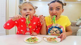 Melissa si Pastele Multicolore   Video for Kids