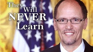 BREAKING: DNC Elects Tom Perez as Chair, Shunning Progressives AGAIN Then Calling For Unity