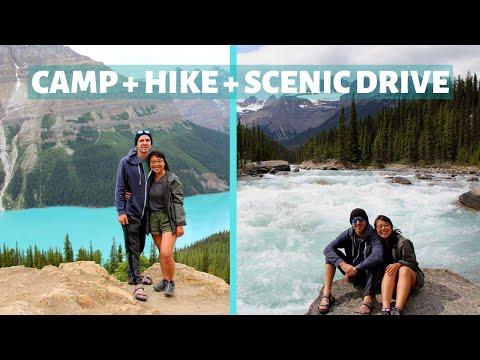 Jasper National Park: Camping & Hiking // Road Trip 2019