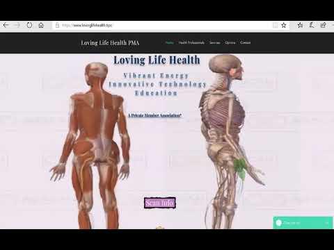Loving Life Health PMA Membership Video