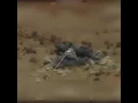 فيديو: مشاهد جديدة لطيران التحالف يستهدف تحركات لأشخاص وأليات لمليشيا الحوثي