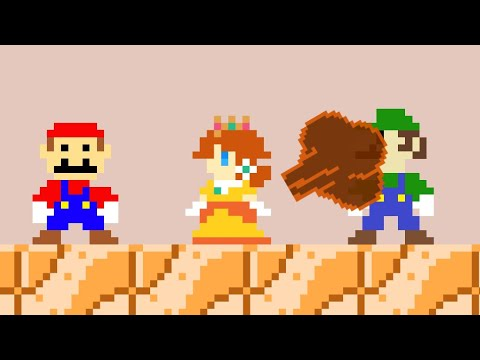 Download The SUPER Mario Farting Collection!!
