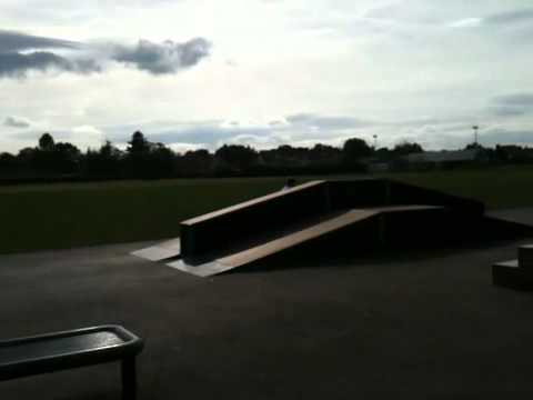 Patrick Ryan skate king