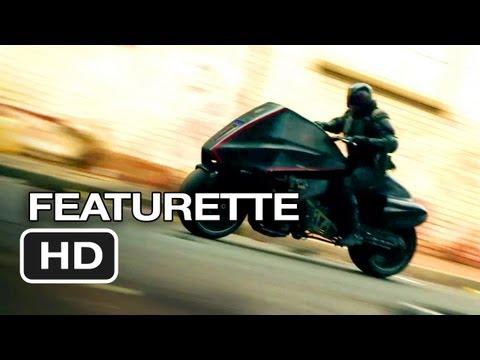 Dredd Featurette - Gear (2012) - Karl Urban, Olivia Thirlby Movie HD