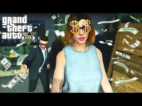 MAKING A MILLION DOLLARS!! (GTA 5 Online)
