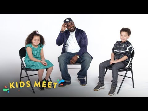 Kids Meet an Ex-Gang Member | Kids Meet | HiHo Kids