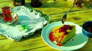 کیک ساده مادربزرگ خوشمزه ترین کیک دنیا بود  My grandmas secret cake recipe
