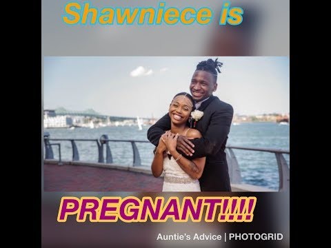 SHAWNIECE AND JEPHTE OF MARRIED AT FIRST SIGHT ARE EXPECTING THEIR FIRST BABY!