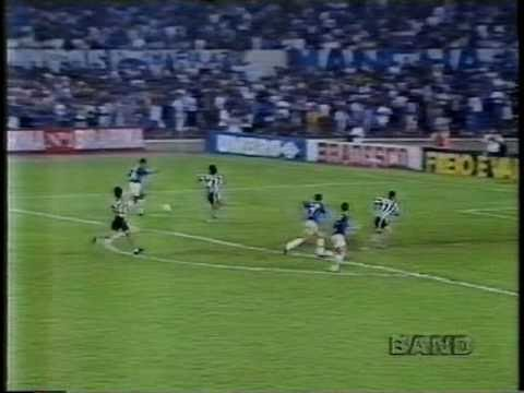 Brasileiro 1995 Semifinais - Cruzeiro 1x1 Botafogo
