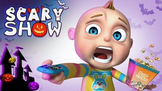 TooToo Boy - Halloween Special (Scary Show) | Cartoon Animation For Children | Videogyan Kids Shows