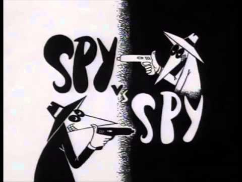 MAD Tv   Spy Vs. Spy   Theme