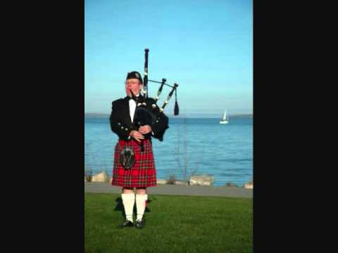 The Meeting Of Waters-9/11 Scottish Bagpipes