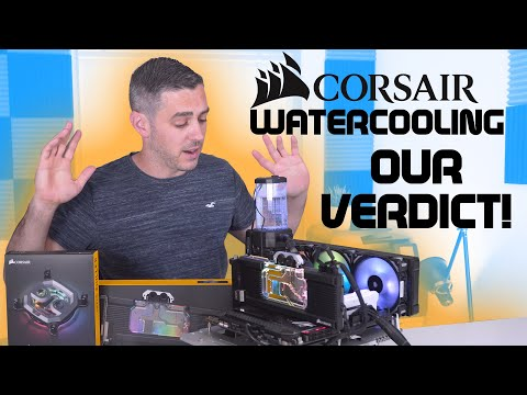 Corsair Hydro X Review! - Everything You Need To Know & More!