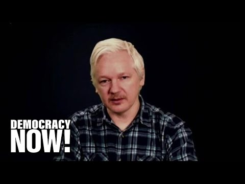 Full Interview: Julian Assange on Trump, DNC Emails, Russia, the CIA, Vault 7 & More