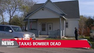 Austin bombing suspect Mark Anthony Conditt blows himself up as SWAT closes in