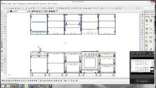 Проектирование мебели в программе bCad Мебельщик Про