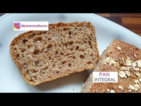 Pan con harina