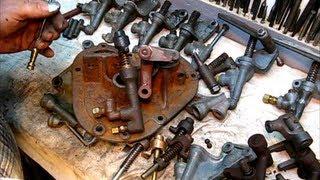 "IHC Engine / McCormick Deering type""M"" fuel pumps 1of2"