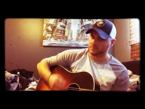 Brett Young - Mercy (Cover by Derek Martin