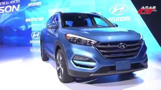 Hyundai Tucson هيونداي توسان 2016