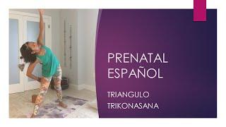 Que movimientos son seguros de yoga durante el embarazo?  Serie Español - Video 5