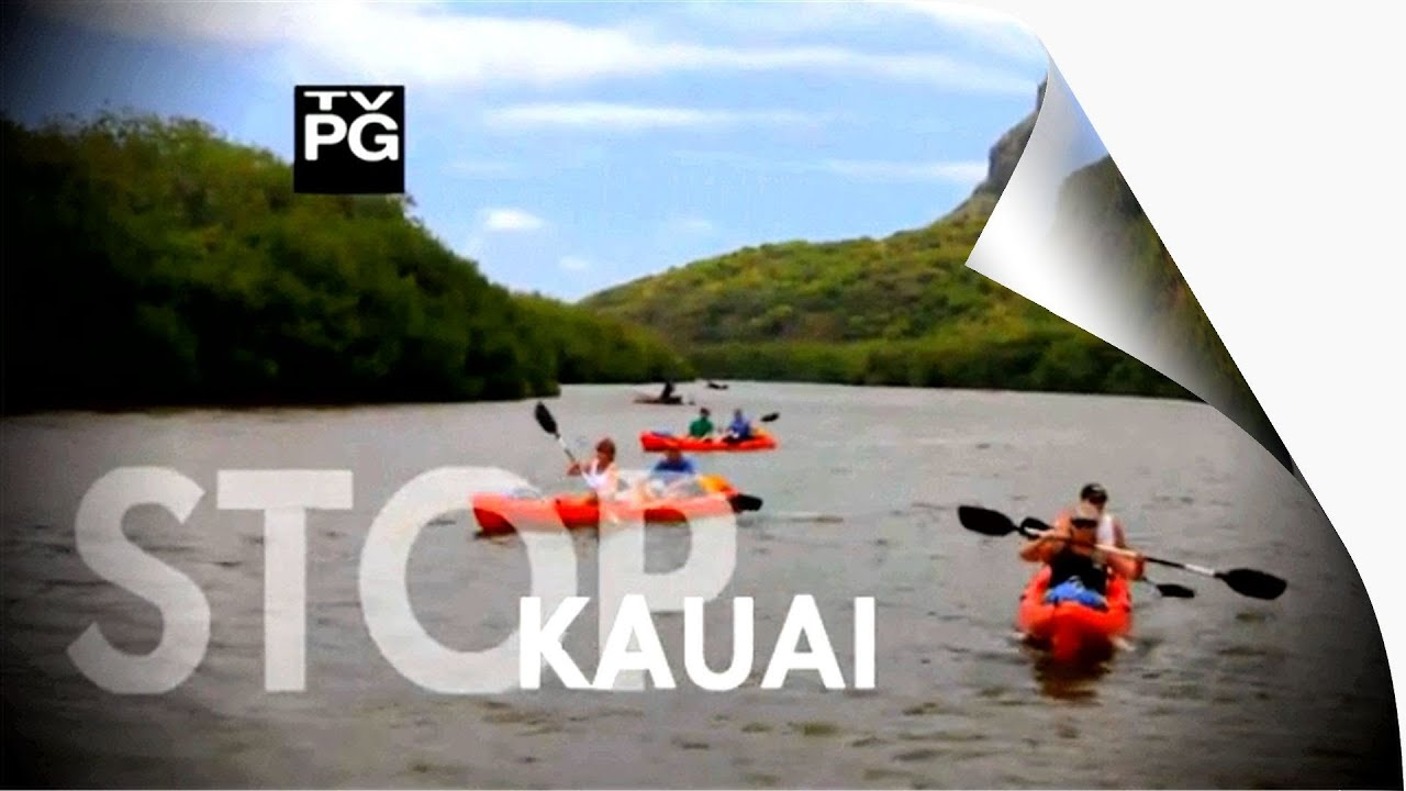 Travel Time - KAUAI HAWAII (Full Episode)
