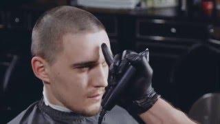 "Мужская стрижка машинкой ""ЦЕЗАРЬ""  (2014г)"