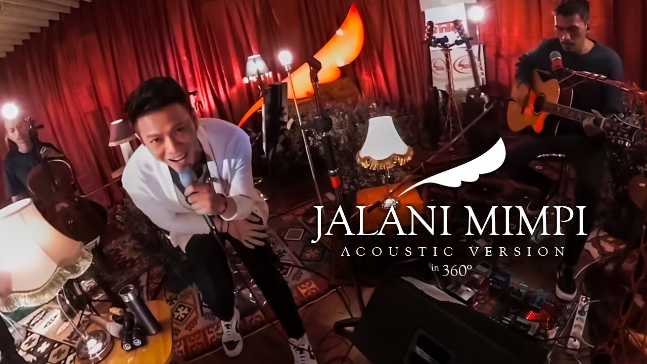 NOAH - Jalani Mimpi (Acoustic Version in 360°)