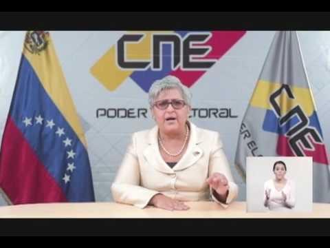 Tibisay Lucena: CNE habilitará el Poliedro y dará facilidades para votar en la Constituyente