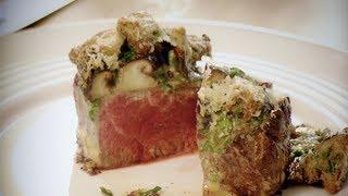 〈拉姆齊上菜〉菲利牛排配奶油蘑菇 Fillet of Beef with Mushroom Gratin Gordon Ramsay