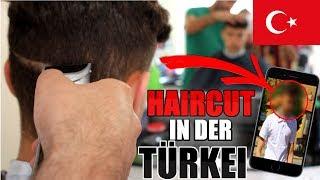 DENIZON HAIRCUT in der TÜRKEI 2.0 !😍👆 im TÜRKISCHEN DORF...