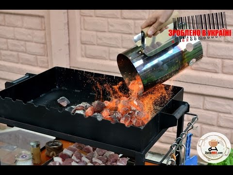 Обзор на новый гриль барбекю Weber - DimaDErzish - YouTube