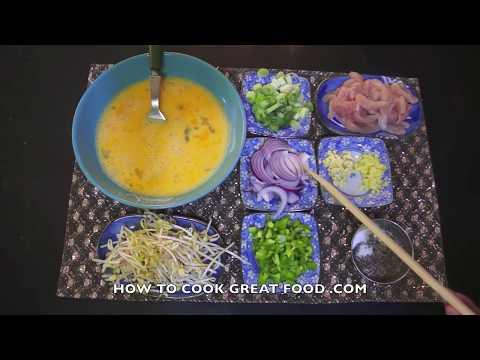 Egg Foo Young Recipe - Chinese Chicken 芙蓉蛋 fooyung - foo yong - fu yung