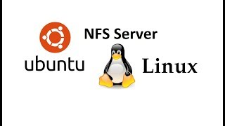 How to configure Netwok file Sharing Server (NFS Server) in Ubuntu Linux 18.04