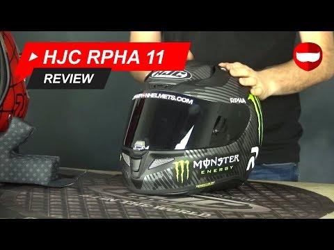HJC RPHA 11 Review - ChampionHelmets.com