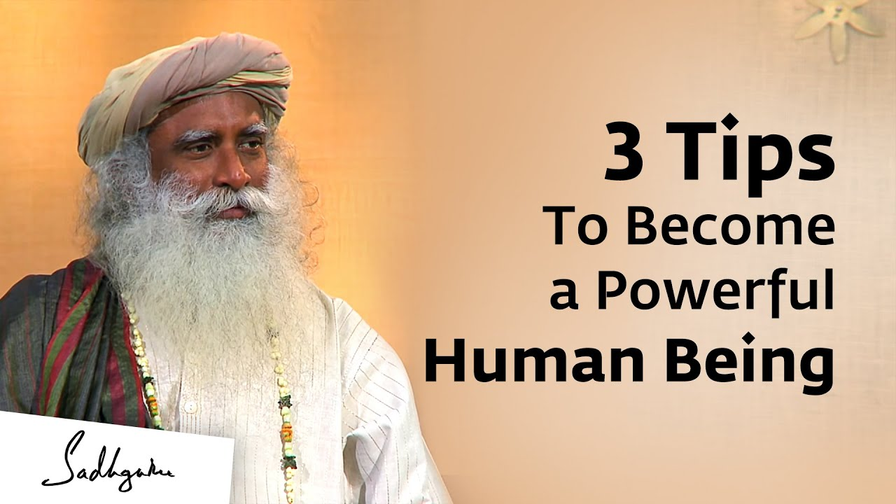 3 New Year Tips to Become a Powerful Human Being