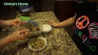 Recipe: Korean Onion Garlic Salad & Korean Bbq Dipping Sauce By Omma's Home