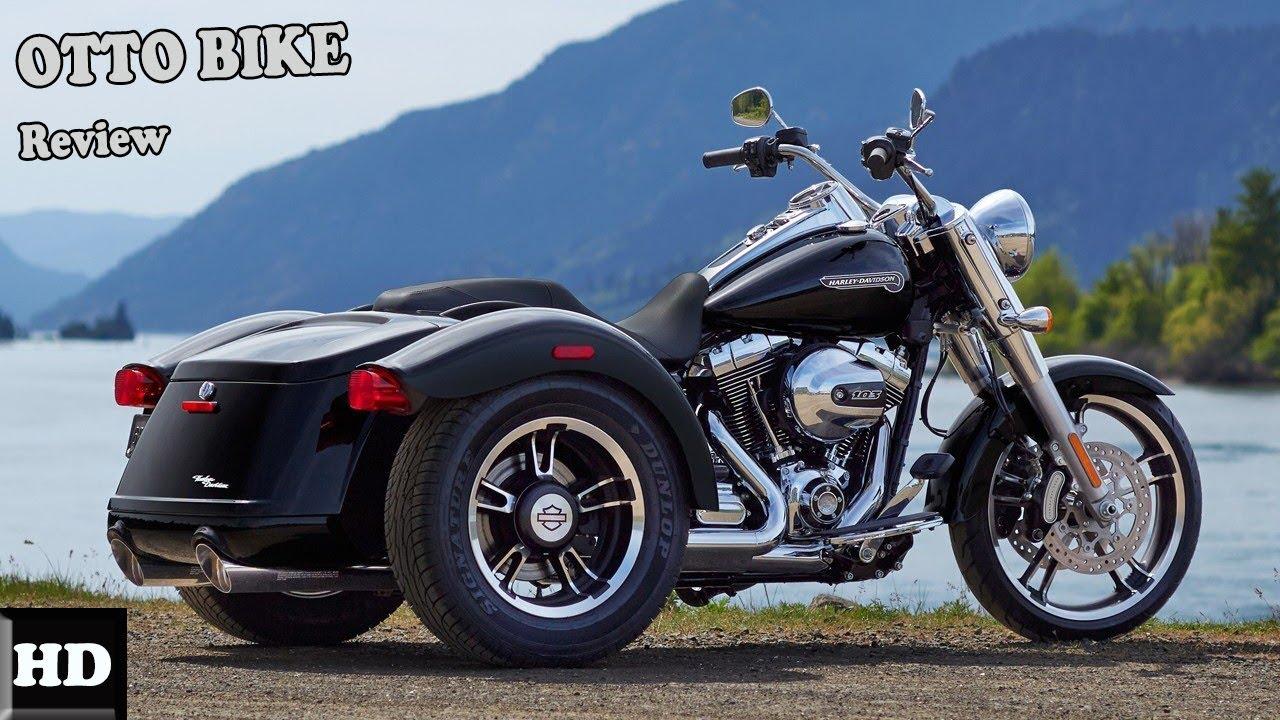 Otto Bike-2019 Harley Davidson Freewheeler l Review Look ...