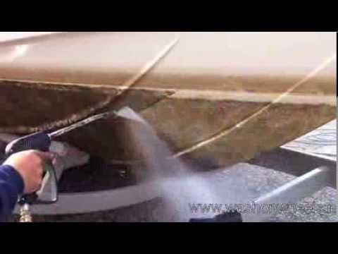 Boat Hull Cleaner Scum Line Remover Doovi