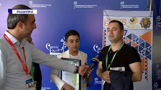 «Գագիկ Ծառուկյան» հիմնադրամի շնորհիվ  Սլավյանսկի բազար երգի փառատոնում Հայաստանը 1 ինն է