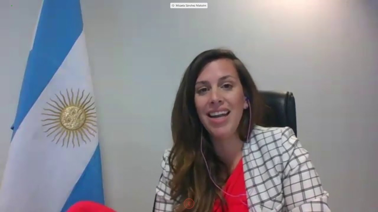 Sria de IP Sánchez Malcolm, Micaela - Comisión de Comunicaciones e ...
