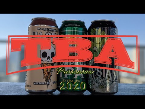 Full Circle Brewing Co, Sierra Nevada Brewing Co, & Elysian Brewing Co | The Battle Of The IPA'S #TB