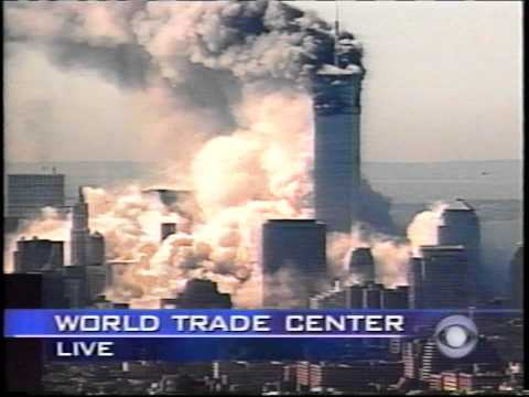 9/11 Live Full News Coverage (CBS)(3/5)