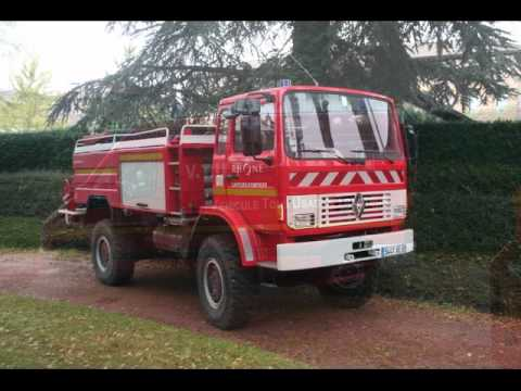 Sapeur Pompier De Cours La Ville.wmv
